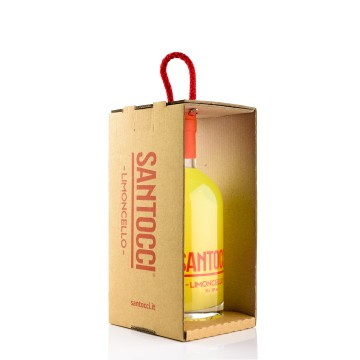 Santocci Limoncello in giftbox
